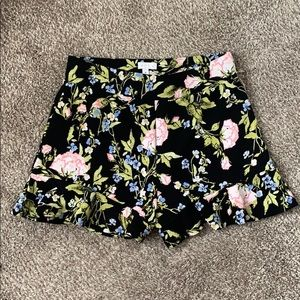 Leith Floral Shorts